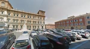 piazza roma auto