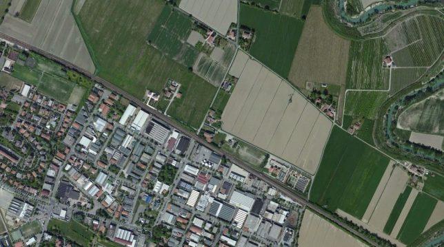 suolo urbanizzato