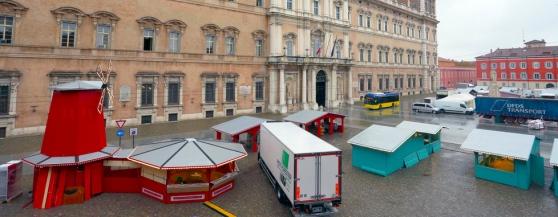 piazza roma gazzetta