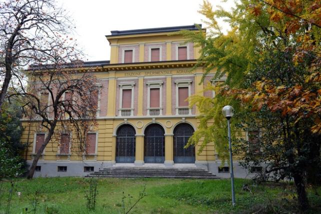stazione agraria Gazzetta Modena