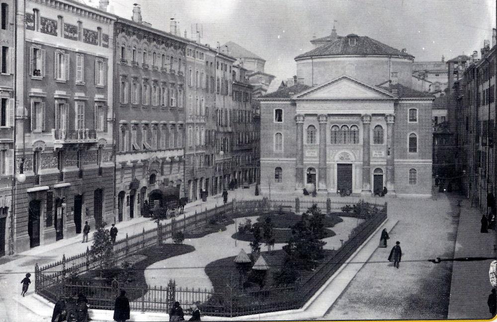 Piazza Mazzini - inizi '900-2